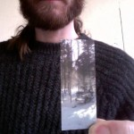 Thoughtfaucet Business Card Series r2 | Winter: Clearing at Trapp Family Lodge